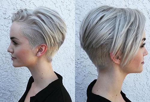 Kadınlar için farklı saç modelleri