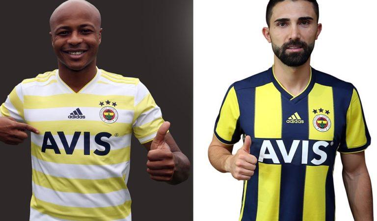 Fenerbahçe büyük bir anlaşmaya imza attı!